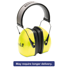 HOW1013941 - Howard Leight® by Honeywell Leightning® Hi-Visibility Noise-Blocking Earmuffs