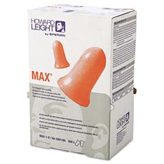 HOWMAX1D - Howard Leight® by Honeywell MAX® Single-Use Earplugs