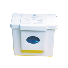 HSCHS-6140WP - HospecoAll-In-One Waste Receptacle