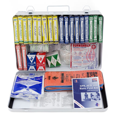 HSC2018FAK-B - HospecoClass B Minimum Fill First Aid Kit