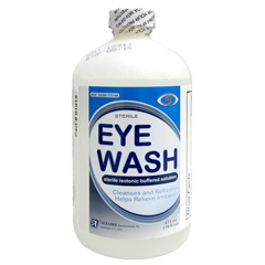 HSC2173FA - Hospeco - Eye Wash Stations, 16oz Eye Wash Bottles