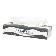 HSC4152017 - HospecoADEPT® Light Duty White Tissue Wipes