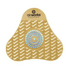 HSCAWSP231 - Hospeco - AirWorks™ Premier Urinal Screen, Citrus Grove