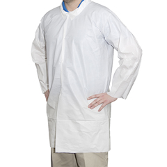 HSCDA-MP300 - HospecoBreathable Liquid and Particle Protection Lab Coat