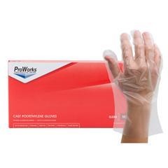 HSCGL-CP100S - HospecoCast Polyethylene Gloves