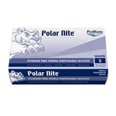HSCGL-N133FS - HospecoPolar Nite™ Nitrile Industrial Grade Glove Powder Free - Small