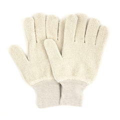 HSCGWCTRKW-1 - HospecoProWorks® Cotton Terry Gloves