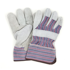 HSCGWLPEG1 - HospecoLeather Palm Gloves