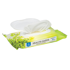HSCPM-FWDP - HospecoHealthgards Flushable Cleansing Wipes