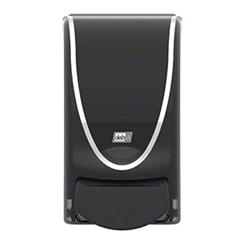 HSCTBK1LDS - HospecoDeb ProLine 1L Curve Dispenser - Transparent Smoke