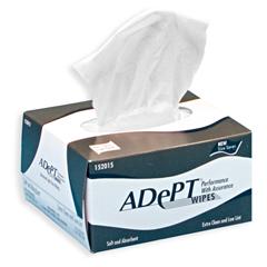 HSC4152015 - HospecoAdept® Lite Duty Tissue Wipes - 1 Ply