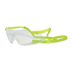 HSCEW-H304IO - HospecoProWorks™ Hi-Vis Eye Protection w/Cord
