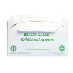 HSCGREEN-5000 - HospecoHealth Gards® Toilet Seat Covers