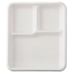 HTMVAGRANT - Chinet® Molded Fiber Cafeteria Trays