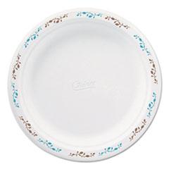 HUH22516 - Huhtamaki Chinet® Vines Molded Fiber Plates