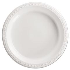 HUH81210 - Heavyweight Plastic Dinnerware