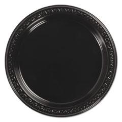 HUH81407 - Huhtamaki Chinet® Heavyweight Plastic Plates