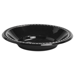 HUH81424 - Heavyweight Plastic Dinnerware