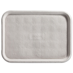 HUHFALL - Savaday® Molded Fiber Food Trays