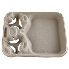 HUHFILM - StrongHolder® Molded Fiber Cup/Food Trays