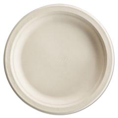 HUHPAPRO1 - Chinet® PaperPro® Naturals® Molded Fiber Round Plates