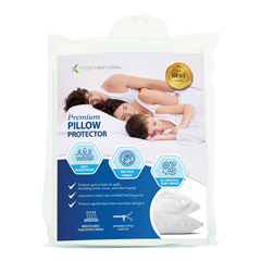 BBGHYB-QPL - Bed Bug 911Premium Queen Size Bed Bug Pillow Cover- 2 Pack