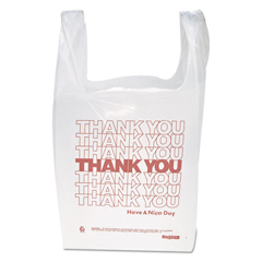 IBSTHW1VAL - Inteplast Group Thank You Handled T-Shirt Bag