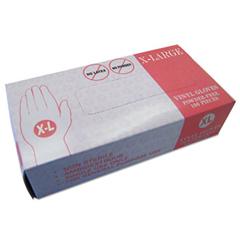 IBSVF004 - Powder Free Vinyl Gloves