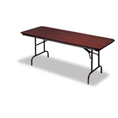 ICE55214 - Iceberg Premium Wood Laminate Folding Table