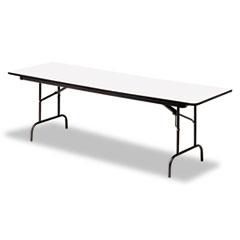 ICE55217 - Iceberg Premium Wood Laminate Folding Table