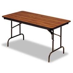 ICE55225 - Iceberg Premium Wood Laminate Folding Table