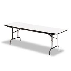 ICE55227 - Iceberg Premium Wood Laminate Folding Table