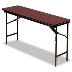 ICE55274 - Iceberg Premium Wood Laminate Folding Table