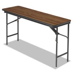 ICE55275 - Iceberg Premium Wood Laminate Folding Table