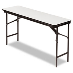 ICE55277 - Iceberg Premium Wood Laminate Folding Table