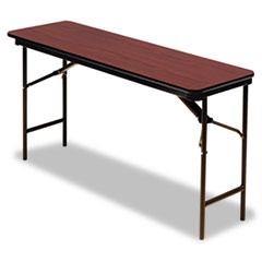 ICE55284 - Iceberg Premium Wood Laminate Folding Table