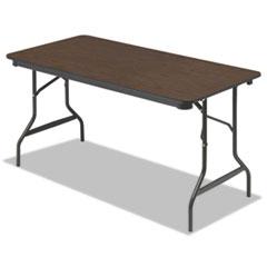 ICE55314 - Iceberg Economy Wood Laminate Folding Table