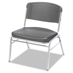 ICE64127 - Iceberg Rough N Ready Big Tall Stack Chair