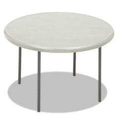 ICE65243 - Iceberg IndestrucTables Too™ 1200 Series Round Folding Table