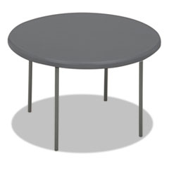 ICE65247 - Iceberg IndestrucTables Too™ 1200 Series Round Folding Table