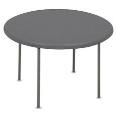 ICE65267 - Iceberg IndestrucTable Too™ 1200 Series Round Folding Table