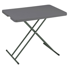 ICE65491 - Iceberg IndestrucTable Too™ 1200 Series Personal Folding Table