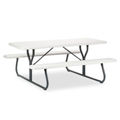 ICE65923 - Iceberg IndestrucTables Too™ 1200 Series Picnic Bench Table