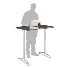 ICE69305 - Iceberg ARC Sit-to-Stand Adjustable Height Table