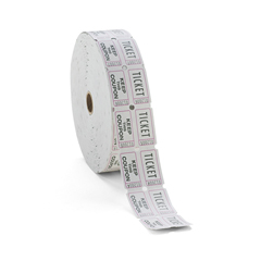 ICX94190085 - Iconex™ Double Ticket Roll