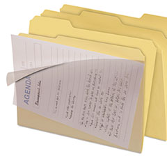 IDEFT07186 - find It™ Clear View Interior File Folders