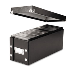 IDESNS01521 - Snap-N-Store® CD Storage Box