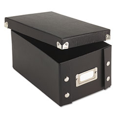 IDESNS01577 - Snap-N-Store® Collapsible Index Card File Box