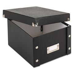 IDESNS01647 - Snap-N-Store® Collapsible Index Card File Box