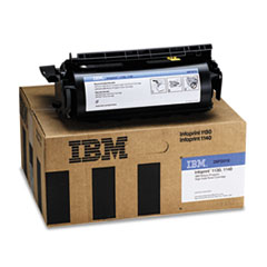 IFP28P2010 - InfoPrint Solutions Company 28P2010 High-Yield Toner, 30000 Page-Yield, Black